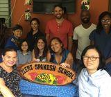 THE BEST SPANISH PROGRAM. BEST SPANISH SCHOOL