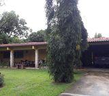 El Valle: Casa de Campo con Vistas Hermosas, Un Minuto de El Rey