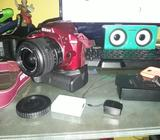 Nikon D3300 Nueva!!