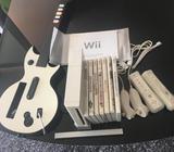 Wii 12 accesorios/juegos