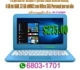 PC portátil HP Stream 11y010nr Intel Celeron N3060, 4 GB