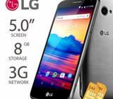 Vendo Celular LG K5 como nuevo con sus accesorios
