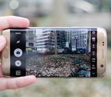 Vendo Samsung S7 Edge en 250. Negociable