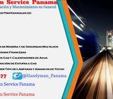 Handyman Reparación y Mantenimiento en General
