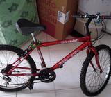 Bicicleta 24 Buen Estado Montañera