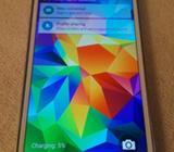 Oferta! Samsung Galaxy S5 Blanco 4G LTE, Como Nuevo!