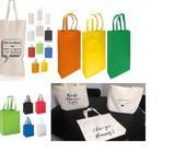Bolsa ecológica reutilizable para tienda, negocio, súper, farmacia, supermercado, compra no plástica