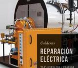 Reparación Eléctrica de Calderas