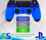 Reparación de controles de videos juegos