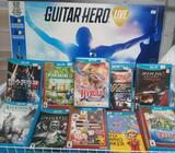 Guitar Hero live de PS3 y JUEGOS DE Wii U
