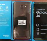 Vendo Samsung Galaxy J6 Negro De 32GB Con 2 Semanas De Uso A $160.00