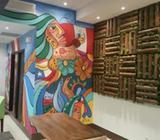 Pinto Todo Tipo de Murales Artísticos