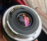 Lente Canon 50Mm Fijo Apertura 1.4