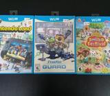 Juegos de Wii U garantizados