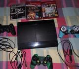 Playstation 3 Super Slim en Buen Estado