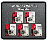 Vendo Memorias Kingston Clase 10