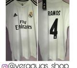 Sueter del Real Madrid