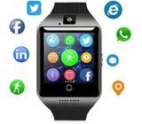 Bluetooth Smart Watch Color Negro