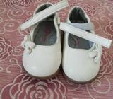 Zapatos Blancos para Niña