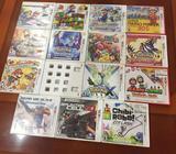 Vendo Juegos Para 3Ds