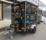 SE FABRICA y REMODELA Food Truck, carros a la medida comida hot dog