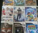 Video Juegos de Wii