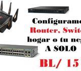 Configuramos tu red Wifi de casa ciber cafe o local