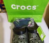 Chancletas Crocs Nuevas Talla 10