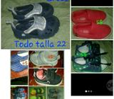 Paquetito Variado de Zapatos para Tu Bb