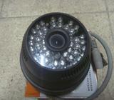 Cámara de Vigilancia con Visión Nocturna de 3.6mm 800TVL
