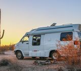 Casa rolante / Van Dodge Ram 3500