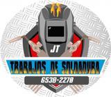 TRABAJOS DE SOLDADURA