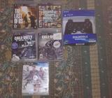 Juegos de PS3 y Control Nuevo
