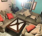 Mueble y Mesa de centro