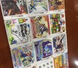 Vendo 12 Juegos Para 3Ds