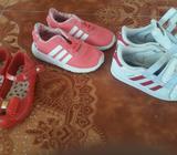 Zapatillas Y Zapatos de Niña