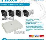 Cámaras de Video Vigilancia Hilook