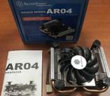 Enfriador para procesador intel AR04 Silverstone