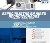 Soluciones de Aire Acondicionado y Centrales Residencial e Industrial