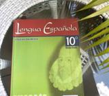Lengua Española 10, Editorial Susaeta por Sabina Pérez
