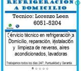 instalacion de aire acondicionado, reparación de nevera, mantenimientos, lavadora, secadora,tecnico,