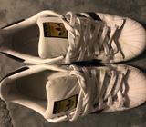 Zapatillas Adidas SuperStar Talla 8 US