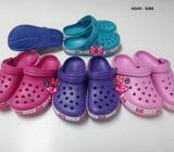 Sandalias Tipo Crocs para Niños Y Niñas