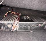 Amplificador 1000 Watts Y 2 Bajos 10