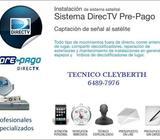 Instalación Y Mantenimiento Tv Satelital