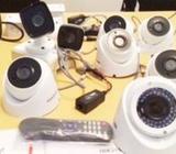 VEA TODO EN TIEMPO REAL...!!! Cámaras de vigilancia excelentes...!!!