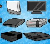 HACK WII,PS1,PS2,PS3,PS4,PSP,PSVITA,NDS,3DS,SWITCH ETC