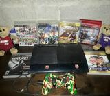 Vendo Ps3 Superslim500gb Perfecto Estado