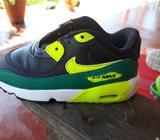 Zapatillas Nike airmax para Niño