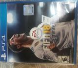 VIDEO JUEGO FIFA 18 Ps4